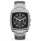 Đồng hồ nam Armani Exchange - Grey Stainless Steel 40mm