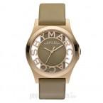 Đồng hồ nam/nữ Marc Jacobs - Henry Skeleton Gingersnap / Rose Gold 40mm