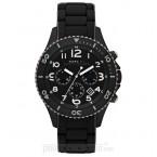 Đồng hồ nam Marc Jacobs - Metal Rock Chrono Black 46mm