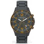 Đồng hồ nam Marc Jacobs - Dark Grey Stainless Steel 46mm