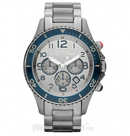 Đồng hồ nam Marc Jacobs - Metal Rock Chrono 46mm