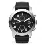 Đồng hồ nam Marc Jacobs - Larry Chronograph Black 46mm