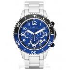 Đồng hồ nam Marc Jacobs - Rock Bracelet / Blue Dial 46mm