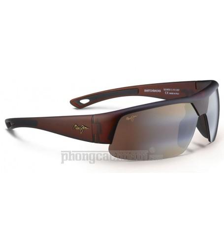Kính mắt nam / nữ Maui Jim - SWITCHBACKS Polarized H523-26M