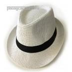 """Mũ nón panama fedora - PhongCachNam """"Fashionista"""" màu trắng vành nhỏ"""