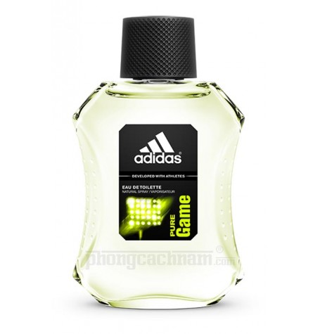 Nước hoa nam Adidas - PURE GAME - eau de toilette (EDT) 100ml (3.4 oz)