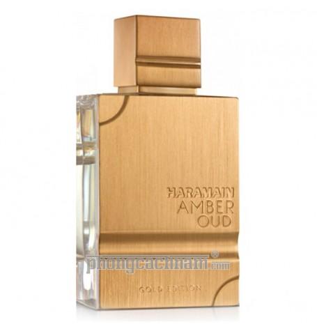 Nước hoa nam nữ Al Haramain - AMBER OUD GOLD EDITION - eau de parfum (EDP) 60ml (2.0 oz)
