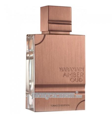 Nước hoa nam nữ Al Haramain - AMBER OUD TOBACCO EDITION - eau de parfum (EDP) 60ml (2.0 oz)