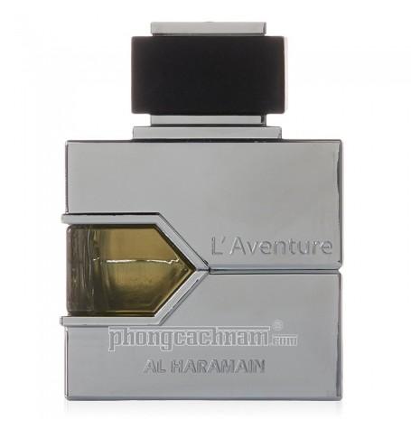 Nước hoa nam Al Haramain - L'AVENTURE for Men - eau de parfum (EDP) 100ml (3.3 oz)