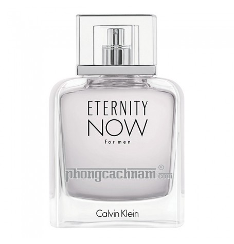 Nước hoa nam Calvin Klein - ETERNITY NOW for men - eau de toilette (EDT) 100ml (3.4 oz)