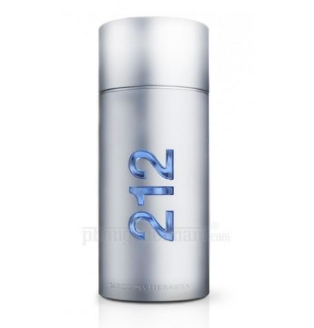 Nước hoa nam Carolina Herrera - 212 MEN - eau de toilette (EDT) 50ml (1.7 oz)