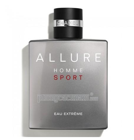 Nước hoa nam Chanel - ALLURE HOMME SPORT EAU EXTREME - eau de parfum (EDP) 10ml (3.4 oz)