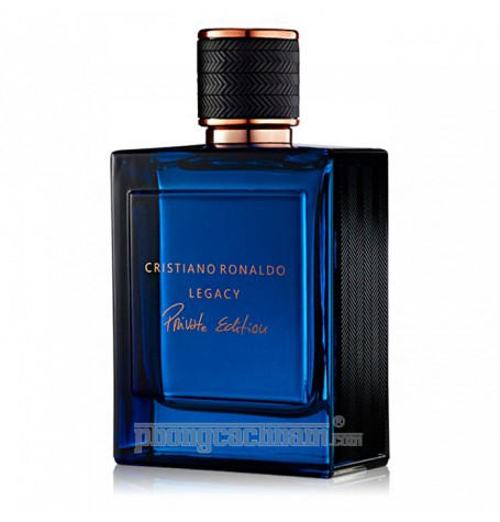 Nước hoa nam Cristiano Ronaldo - LEGACY PRIVATE EDITION - eau de parfum (EDP) 100ml (3.4 oz)