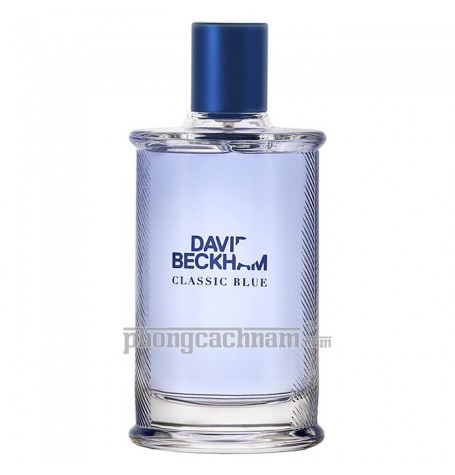 Nước hoa nam David Beckham - CLASSIC BLUE - eau de toilette (EDT) 90ml (3.0 oz)