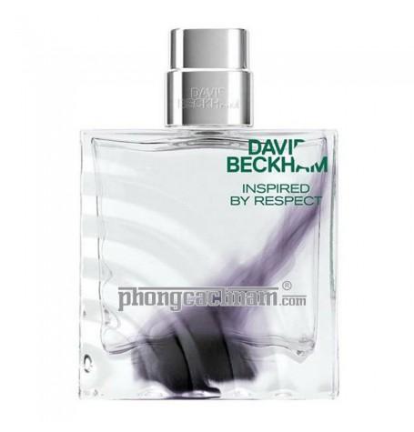 Nước hoa nam David Beckham - INSPIRED BY RESPECT - eau de toilette (EDT) 90ml (3.0 oz)