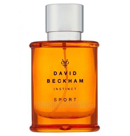 Nước hoa nam David Beckham - INSTINCT SPORT for men - eau de toilette (EDT) 30ml (1.0 oz)