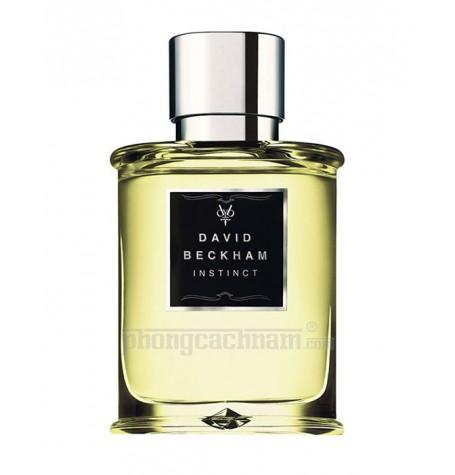 Nước hoa nam David Beckham - INSTINCT for men - eau de toilette (EDT) 75ml (2.5 oz)