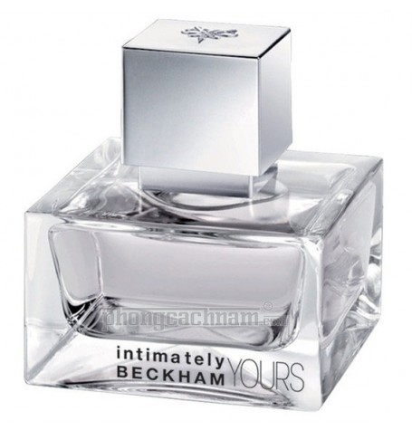 Nước hoa nam David Beckham - INTIMATELY YOURS for men - eau de toilette (EDT) 50ml (1.7 oz)