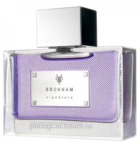 Nước hoa nam David Beckham - SIGNATURE for men - eau de toilette (EDT) 75ml (2.5 oz)