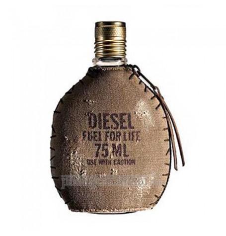 Nước hoa nam Diesel - FUEL FOR LIFE - eau de toilette (EDT) 75ml (2.5 oz)