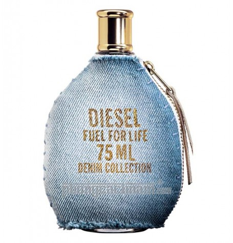 "Nước hoa nam Diesel - FUEL FOR LIFE ""DENIM"" - eau de toilette (EDT) 75ml (2.5 oz)"