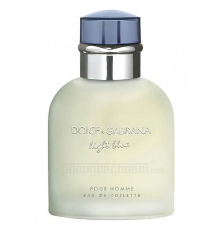 Nước hoa nam Dolce & Gabbana - LIGHT BLUE Pour Homme - eau de toilette (EDT) 125ml (4.2 oz)