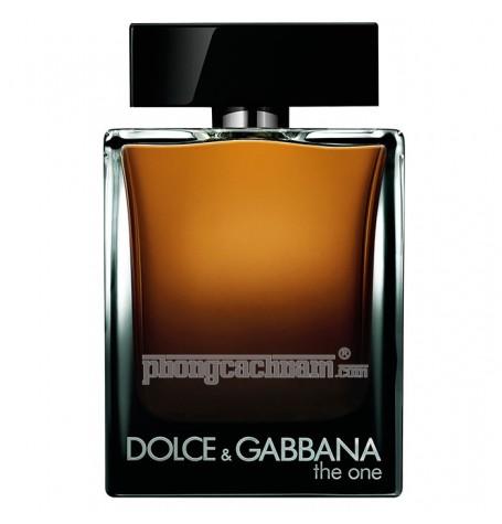 Nước hoa nam Dolce & Gabbana - THE ONE FOR MEN EDP - eau de parfum (EDP) 100ml (3.3 oz)