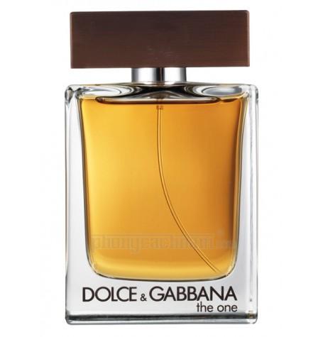Nước hoa nam Dolce & Gabbana - THE ONE FOR MEN - eau de toilette (EDT) 50ml (1.7 oz)