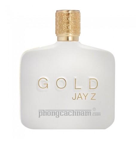 Nước hoa nam Jay-Z - GOLD - eau de toilette (EDT) 90ml (3.0 oz)