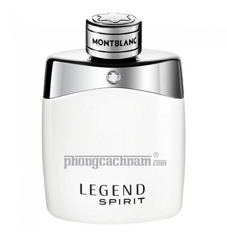 Nước hoa nam Mont Blanc - LEGEND SPIRIT for men - eau de toilette (EDT) 100ml (3.3 oz)