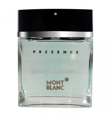 Nước hoa nam Mont Blanc - PRESENCE - eau de toilette (EDT) 75ml (2.5 oz)