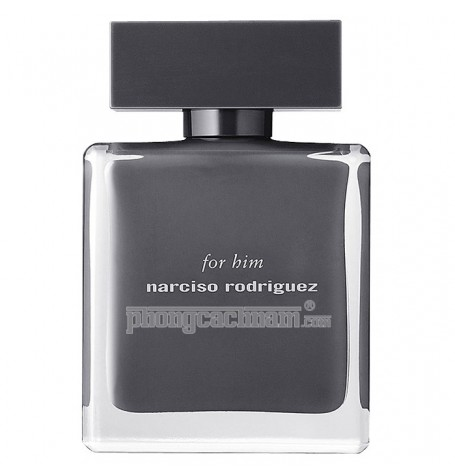 Nước hoa nam Narciso Rodriguez - For Him - eau de toilette (EDT) 100ml (3.3 oz)