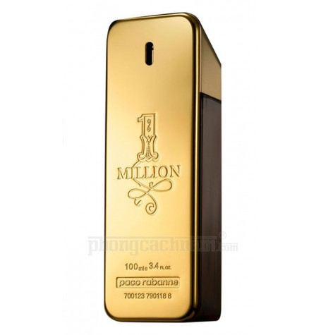 Nước hoa nam Paco Rabanne - 1 MILLION - eau de toilette (EDT) 100ml (3.4 oz)