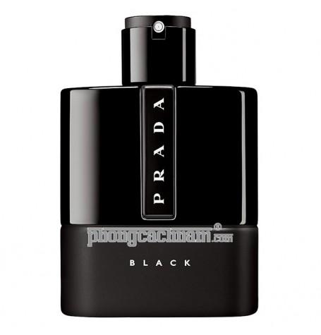 Nước hoa nam Prada - LUNA ROSSA BLACK - eau de parfum (EDP) 100ml (3.4 oz)