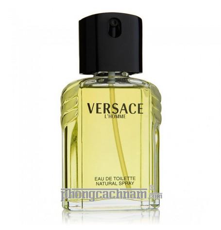 Nước hoa nam Versace - L'HOMME - eau de toilette (EDT) 100ml (3.4 oz)