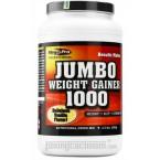 Mega Pro - Jumbo Weight Gainer 1000 Vanilla 1Kg – Thức uống hỗ trợ tăng cân hương vani