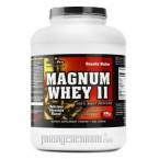 Mega Pro - MAGNUM WHEY II Chocolate 2,26Kg – Thức uống bổ sung protein hương sôcôla