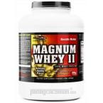 Mega Pro - MAGNUM WHEY II Vanilla 2,26Kg – Thức uống bổ sung protein hương vani
