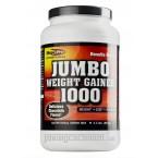 Mega Pro - Jumbo Weight Gainer 1000 Chocolate 1Kg – Thức uống hỗ trợ tăng cân hương sôcôla