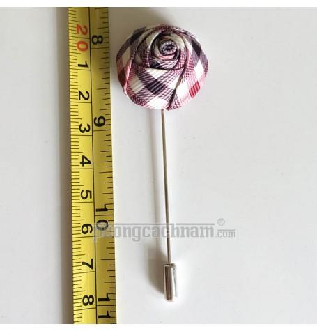 "Hoa cài cổ áo vest - Lapel Flower - PhongCachNam ""Fashionista"""